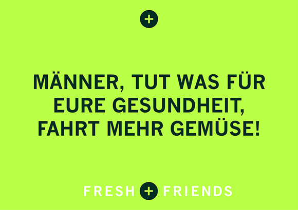 fresh and friends konzept recruitment kampagne